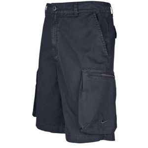 Nike Cargo Shorts Ripstop Athletic 30 Pockets